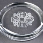 Round Paperweight - £8.00 Including Engraving