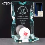 Ice Block Hole In One Award Supplied In Blue Gift Box - £34.25