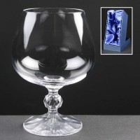 Claudia Engraved Brandy Glasses Supplied In Presentation Box