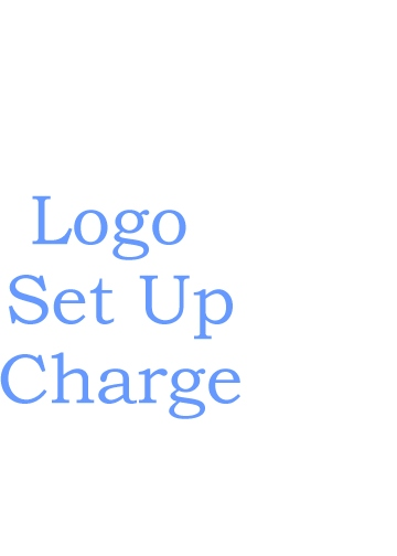 *Logo Origination Charge* If you require your own logo to be engraved on your item.