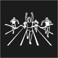 Male Runners Logo