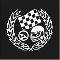 Helmet and Wreath Logo